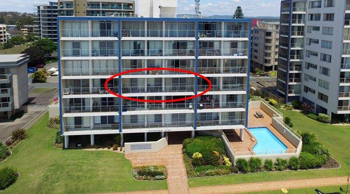 Oceanic Apartment